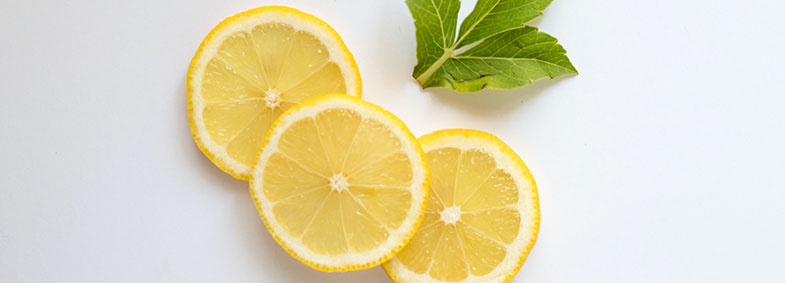 Citron pour la detox du foie et des reins
