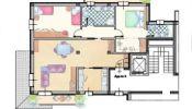Piano primo - Appartamento 6