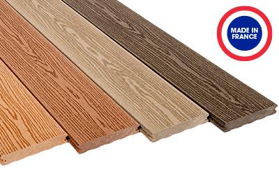 terrasse bois composite silvadec elegance