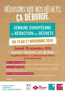Village des solutions - Semaine Européenne de Réduction des Déchets