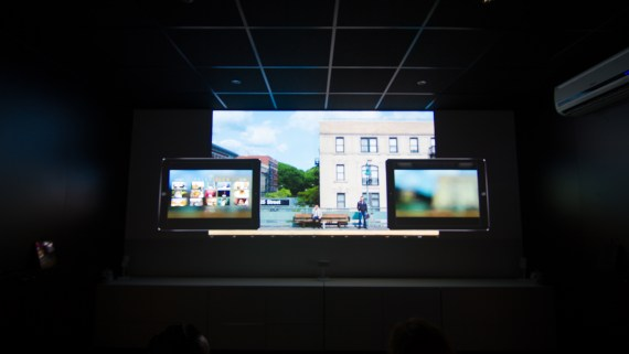 Scénographie digitale – IBC 2014 | Amsterdam