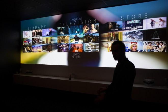Scenographie digitale CES 2015