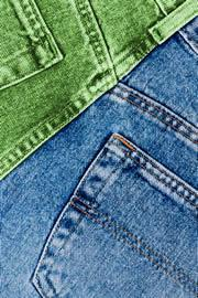 Blue jeans could be getter greener.