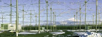 The HAARP facility includes 180 antennas.