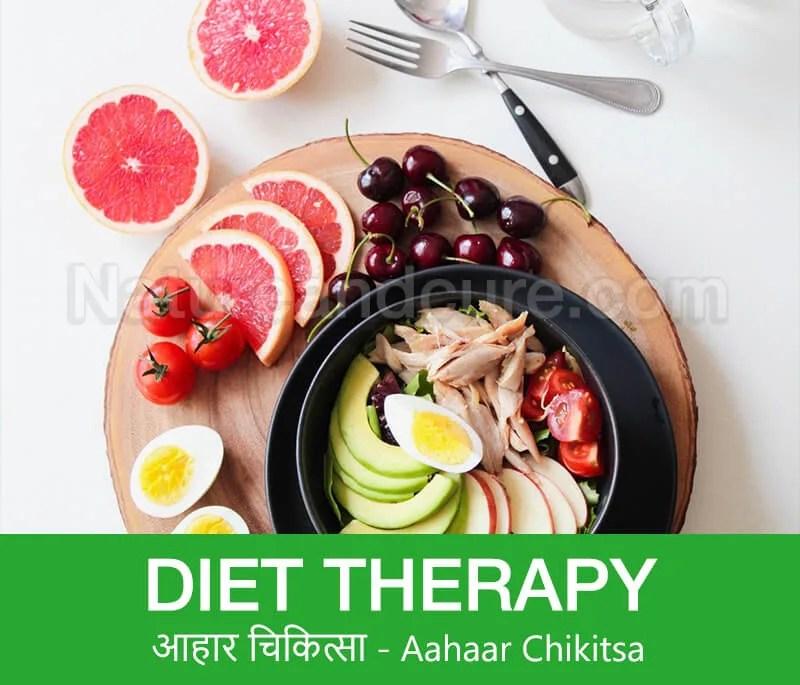 Diet Therapy - आहार चिकित्सा - Aahaar Chikitsa
