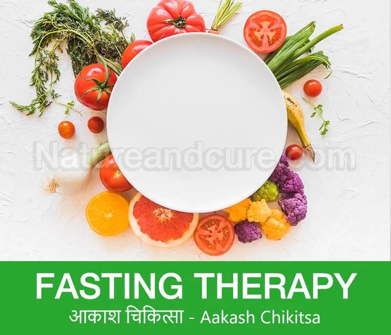 Fasting Therapy - आकाश चिकित्सा - Aakash Chikitsa