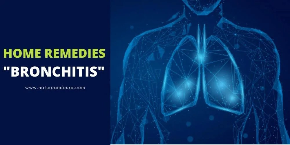 Home Remedies for Bronchitis