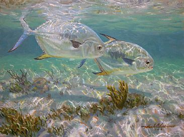 Permit Painting Art By Mark Susinno