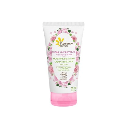 Organic Rose Face Cream by Fleurance Nature