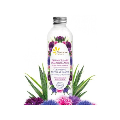 Organic Cornflower Micellar Water by Fleurance Nature