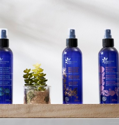 Organic Floral Waters by Fleurance Nature