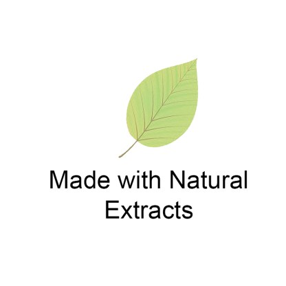 Skincare Made with Natural Plant Extracts