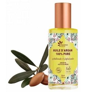 Organic Fair Trade Argan Oil by Fleurance Nature