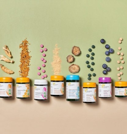 Organic Health Supplements by Fleurance Nature