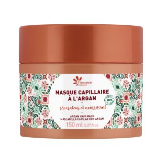 Organic Argan Oil Hair Mask by Fleurance Nature