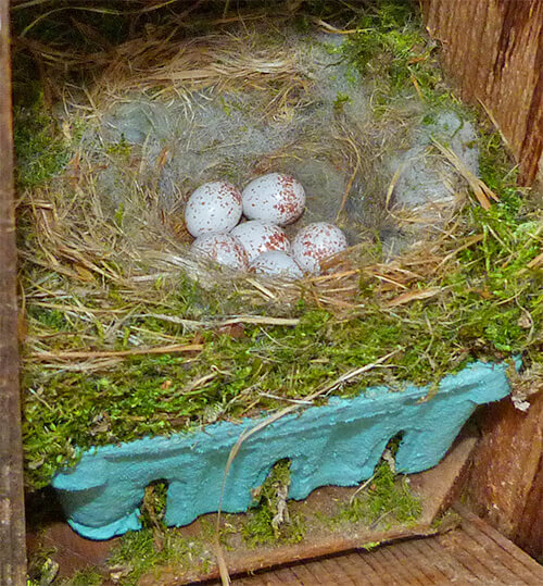 Bungee Jump nest (4/12/16).