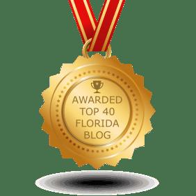 Top 40 Florida Blog