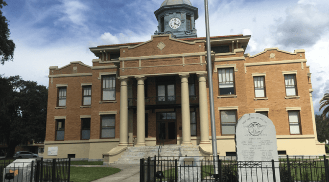 July events at the Old Courthouse Heritage Museum