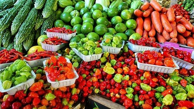 San Antonio Farmer's Market 4/8