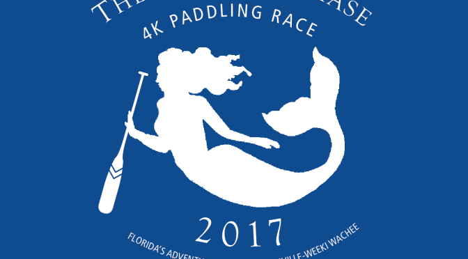 Register now for the Inaugural Mermaid Chase 4K Paddling Race