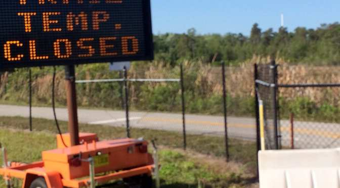 Starkey Park and Suncoast Bike Trails closed due to wildfire until further notice