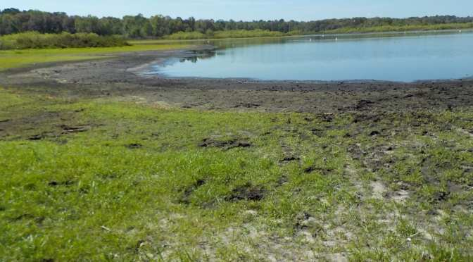 Drought conditions temporarily close two Hernando County boat ramps
