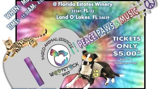 WoofStock May 20 benefits Pasco Animal Services