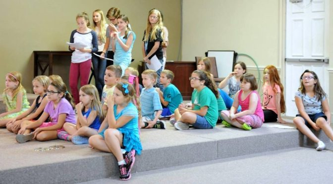 Live Oak Theatre Summer Camp Registration is now online