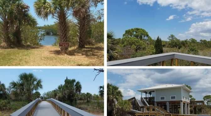 Werner-Boyce Salt Springs State Park Opens Day-Use Area