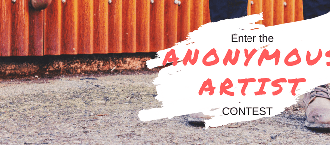 Enter Makers & Shakers' Anonymous Artist Contest