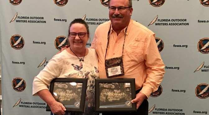 NatureCoaster.com Founder wins Outdoor Writer Awards