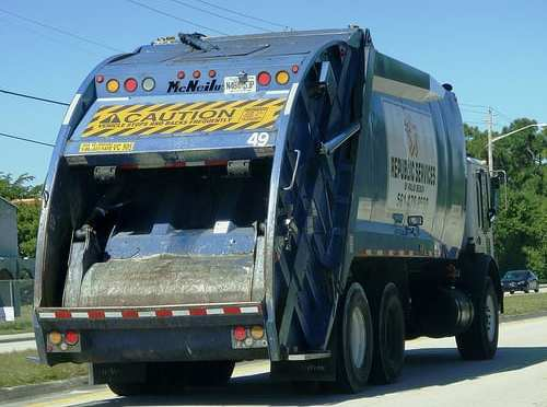 Hernando County Holiday Trash collection Schedule