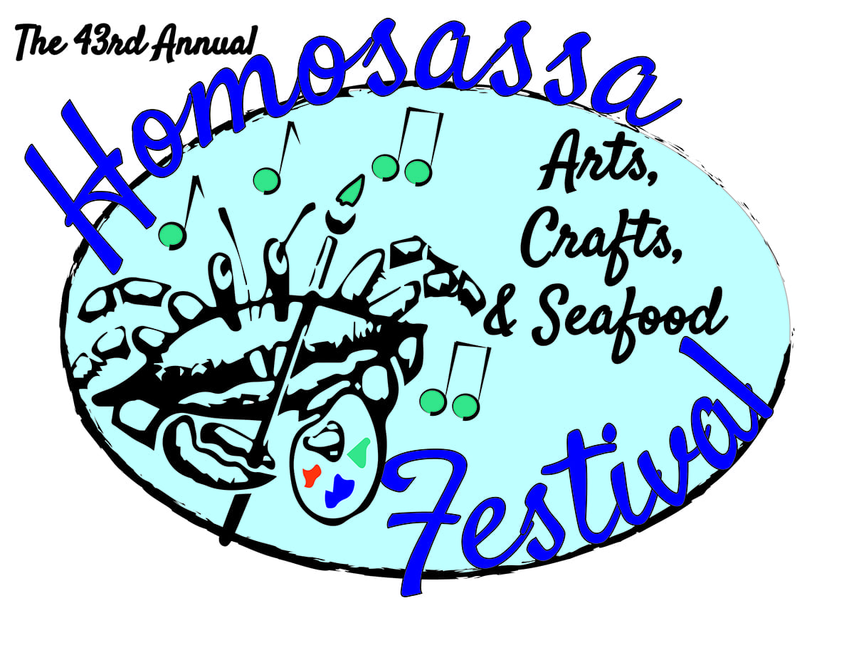 43rd Annual Homosassa Arts, Crafts, and Seafood Festival