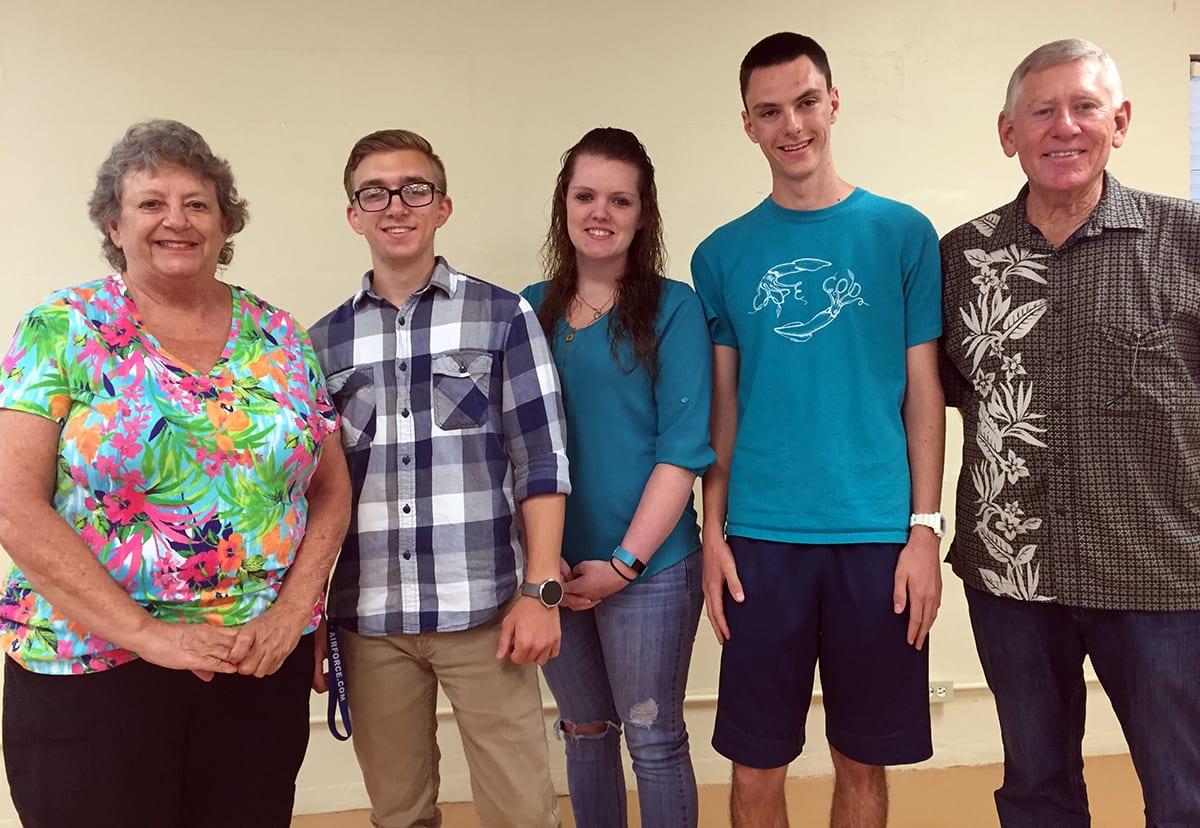 Beri Hagerty-Phelps Memorial Scholarship