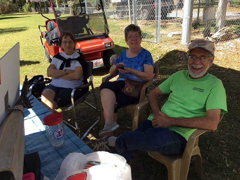Second Annual Old Homosassa Community Day