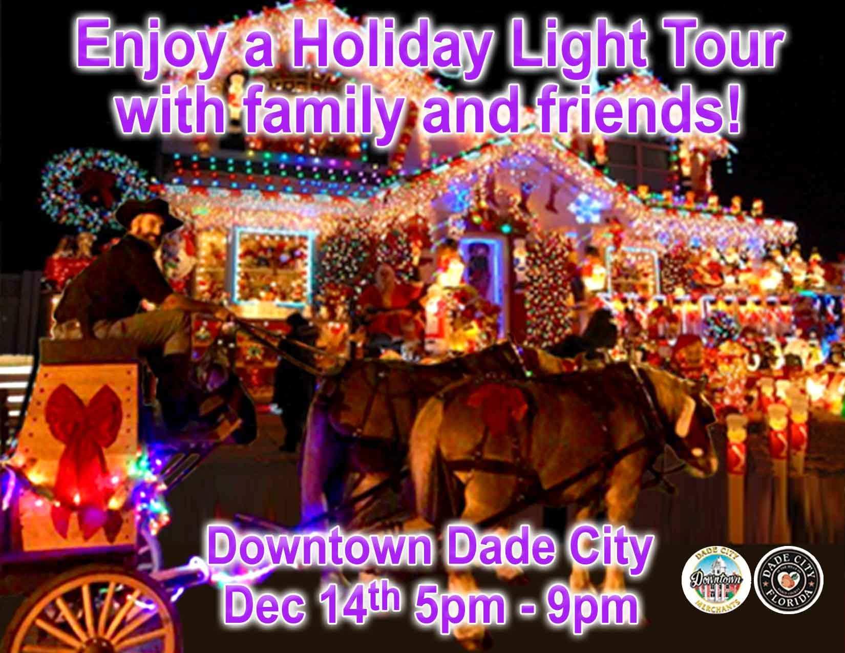 Dade City Christmas Parade 2019 Downtown Dade City 2018 Christmas Events : NatureCoaster.com