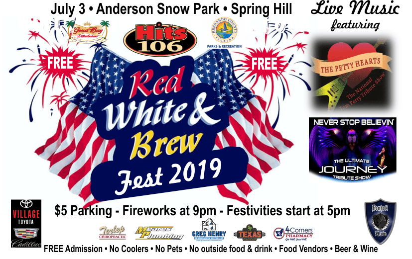 Red, White & Brew 2019