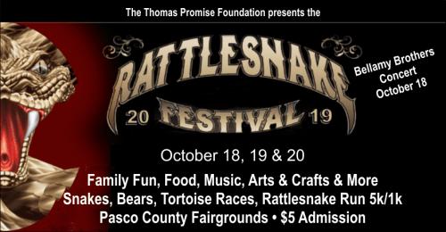rattlesnake festival ad