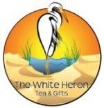 the white heron logo