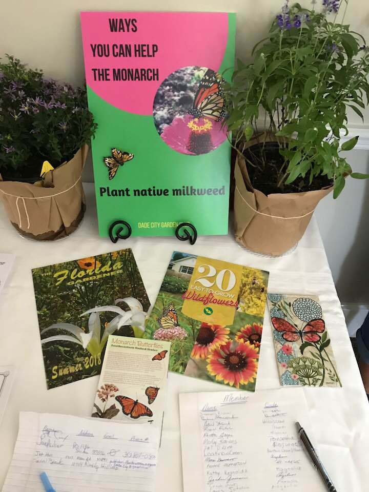 Monarch Butterfly educational materials