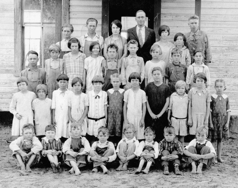 wesley chapel school 1926-27