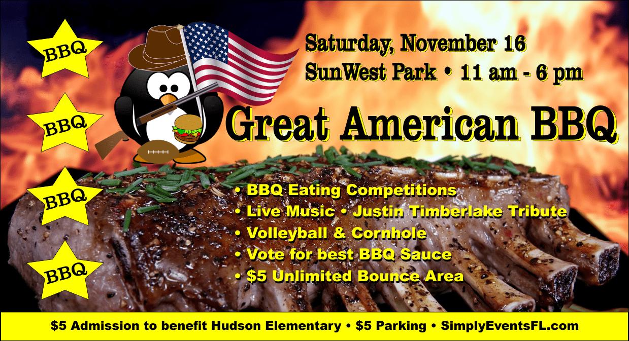 GREAT AMERICAN BBQ