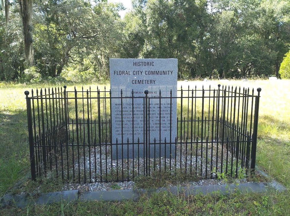 frazier williams cemetery