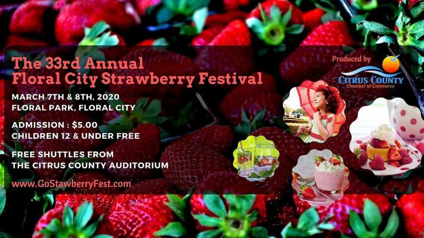 floral city strawberry festival 2020