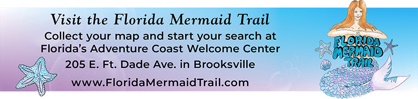 florida mermaid trail brooksville