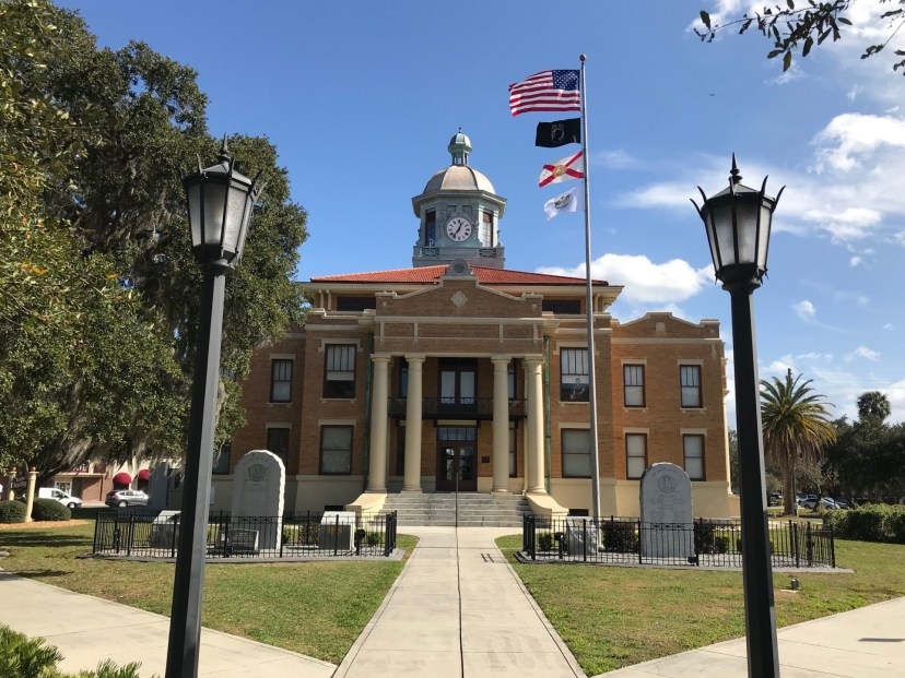 Citrus County courthouse