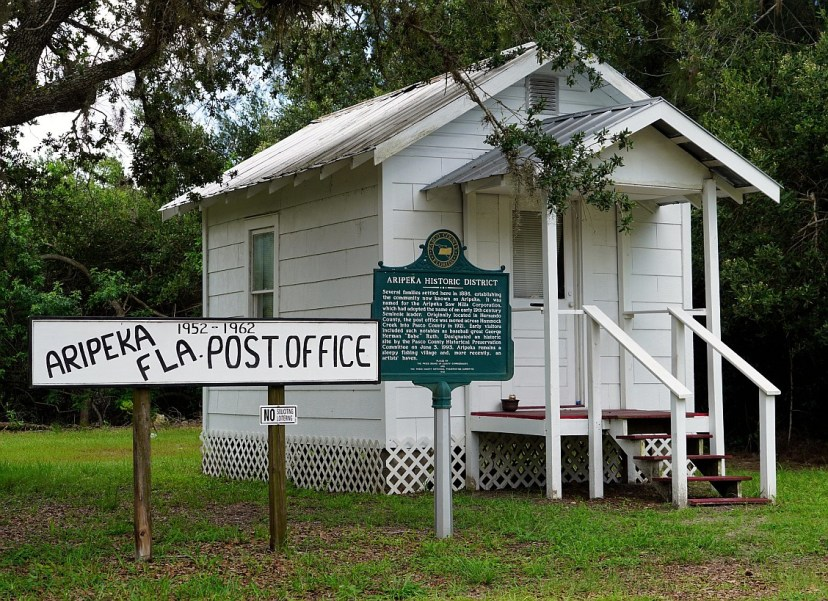 Aripeka post office