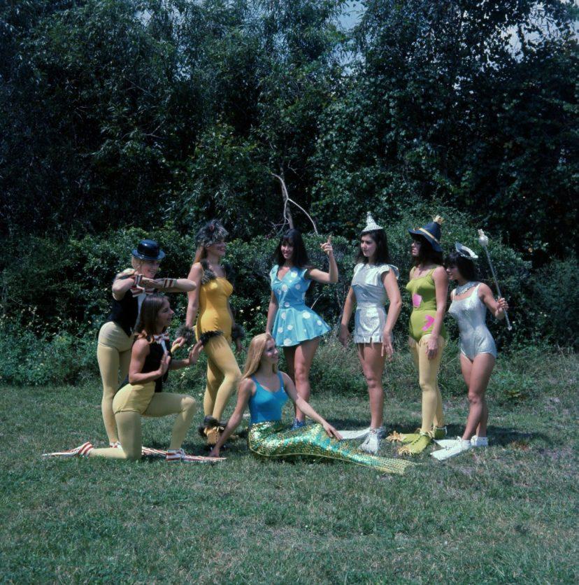 weeki wachee performers 1969