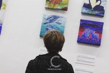 """L'expo """"Le crime contre-nature"""" vous dévoile un pan de la réalité de la diversité sexuelle dans les animaux qui nous entourent. Le 26 novembre, ce sera fini...   Photo by Point Culture"""