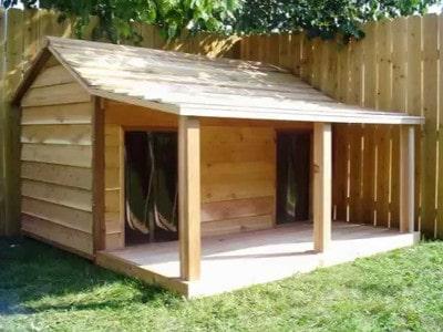 une niche pour chien pourquoi ne pas la construire soi m me. Black Bedroom Furniture Sets. Home Design Ideas